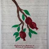 Pomegranate Bein Gavrah