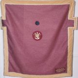 Bima Cover with Microphone Hole and Embroidered Logo