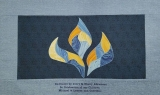 Blue Bima Cover With Flame