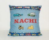 Baby Name Pillow 03