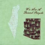 Desert People Matzo Cover 01
