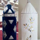 High Holiday Leaf Sephardic Torah Slipcover