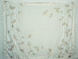 Gold Leaves Tallit and Huppah