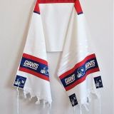 NJ Giants Tallit