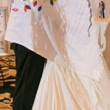 Wedding Tree Tallit 2