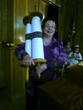 Torah with Gartel