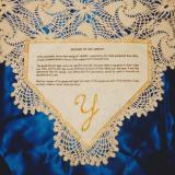 Heirloom Tablecloth with Family Story