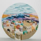 Jerusalem Needlepoint